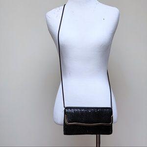 🆕 🔴 La Regale Ltd Black Sequin Purse 🔴